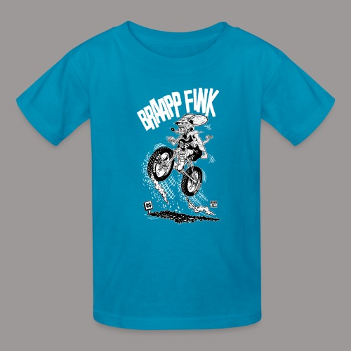 Braap Fink - Kids' T-Shirt