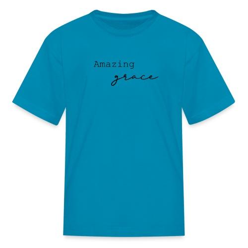 amazing grace - Kids' T-Shirt
