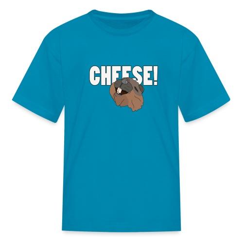 beavercheese - Kids' T-Shirt