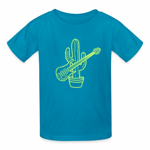 cactussolonofill - Kids' T-Shirt