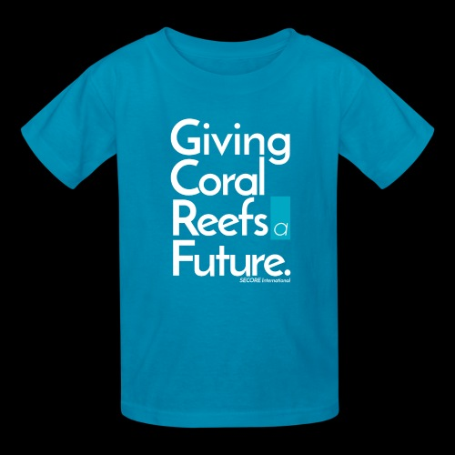 Giving Coral Reefs a Future - Kids' T-Shirt