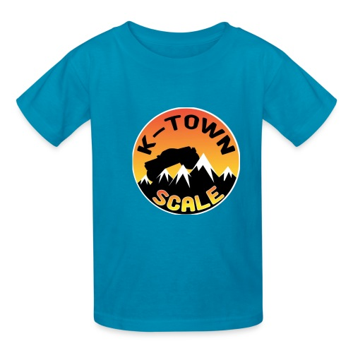KTown Scale - Kids' T-Shirt