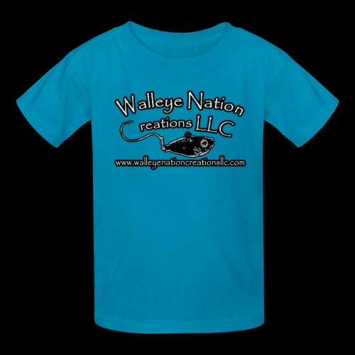 WNC Logo Front Only - Kids' T-Shirt