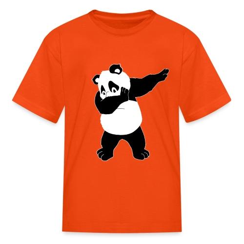 Dabbing Bear - Kids' T-Shirt