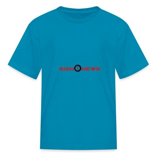 Sign1 Fashion - Kids' T-Shirt