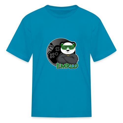 Emerald Logo - Kids' T-Shirt