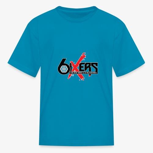 6ixersLogo - Kids' T-Shirt