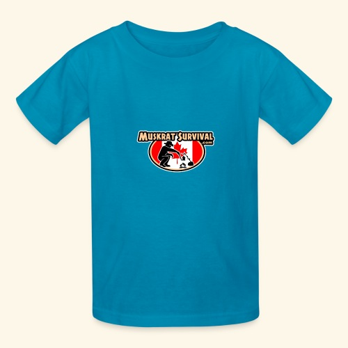 Muskrat Badge 2020 - Kids' T-Shirt