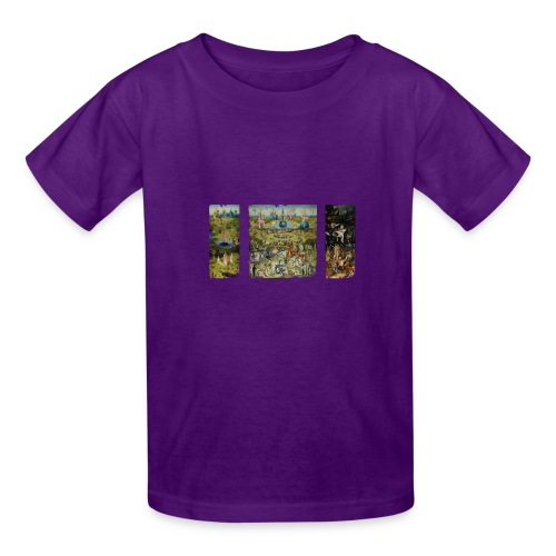 Garden Of Earthly Delights - Kids' T-Shirt