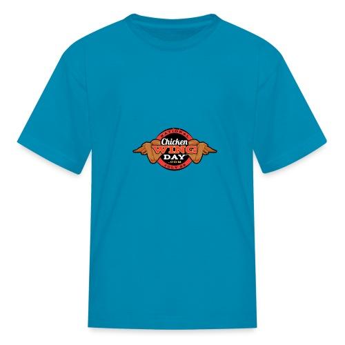 Chicken Wing Day - Kids' T-Shirt