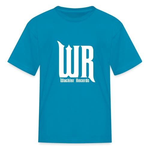 Wachler Records Light Logo - Kids' T-Shirt