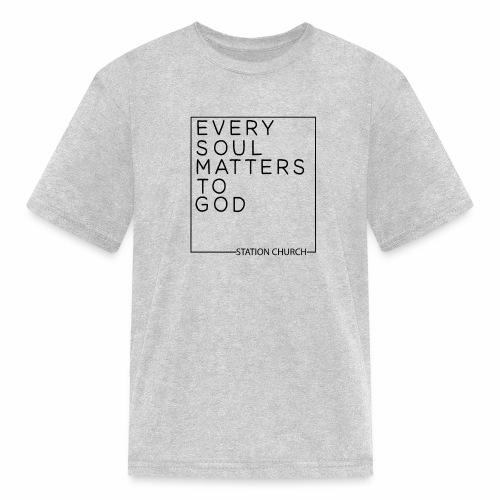 ESMTG Black - Kids' T-Shirt