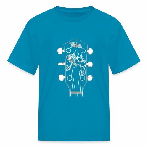 Tela Guitar - Kids' T-Shirt