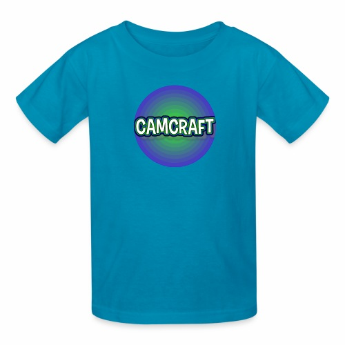 CamCraft Gaming - Kids' T-Shirt
