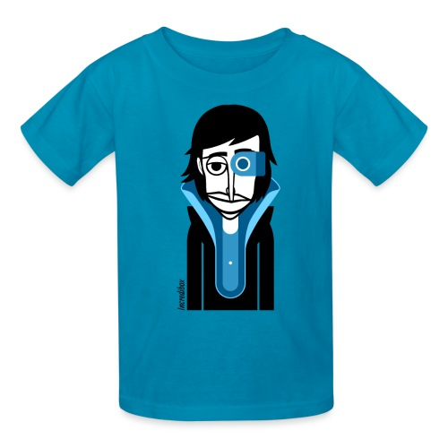 perso-futuristic - Kids' T-Shirt