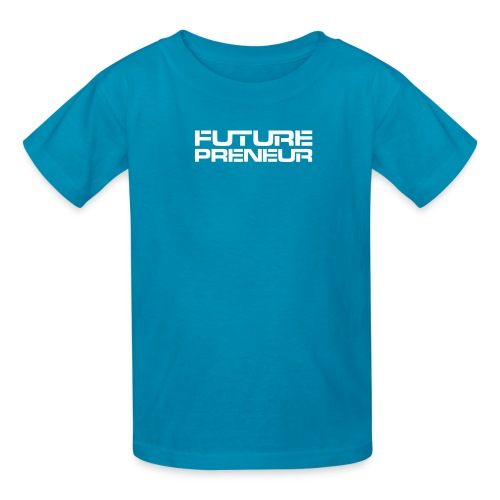 Futurepreneur (1-Color) - Kids' T-Shirt