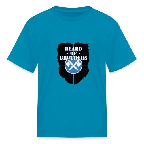 Beard Of Brothers - Kids' T-Shirt