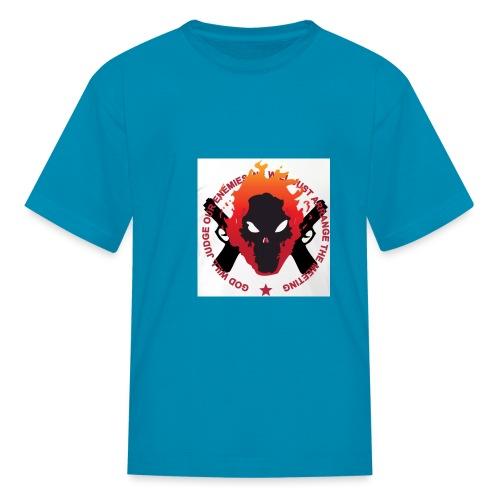 judgement - Kids' T-Shirt