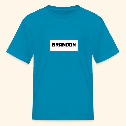 Brandon handley - Kids' T-Shirt