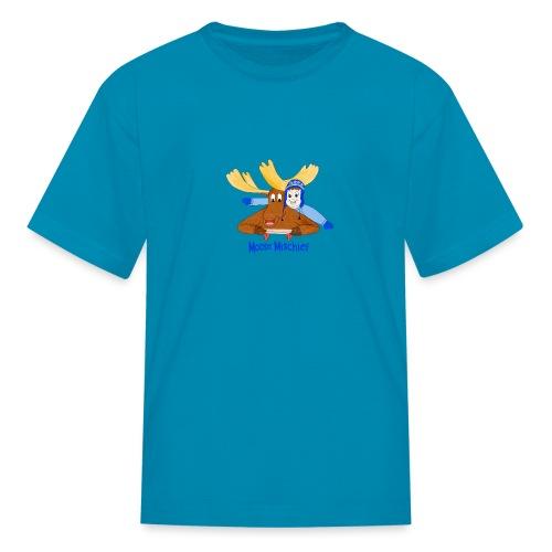 Moose Mischief - Kids' T-Shirt