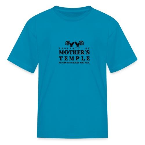 motherstemple - Kids' T-Shirt