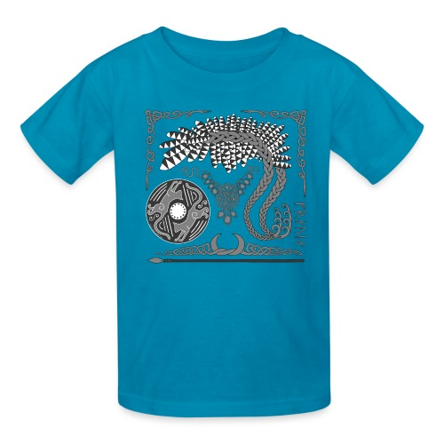 Freya - Kids' T-Shirt