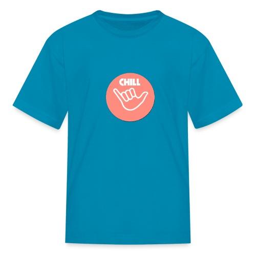 Chill dude - Kids' T-Shirt