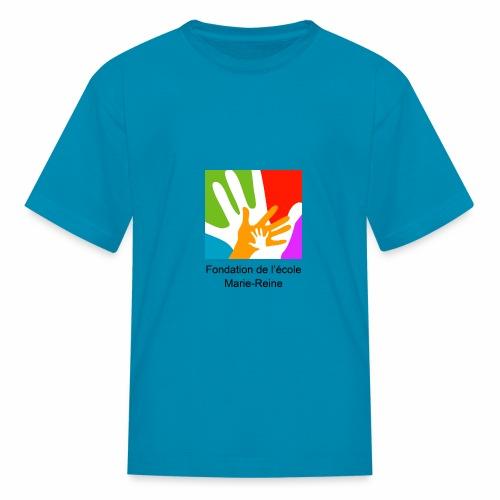 Logo fondation École Marie-Reine - T-shirt classique pour enfants