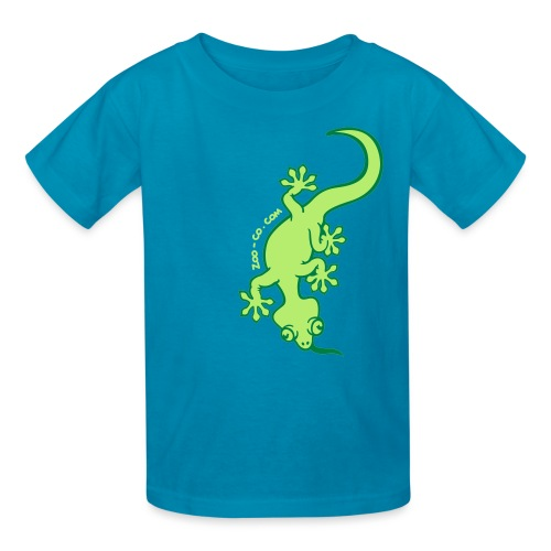 Gecko - Kids' T-Shirt