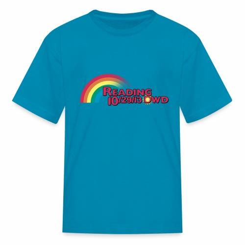 Reading DWD - Kids' T-Shirt