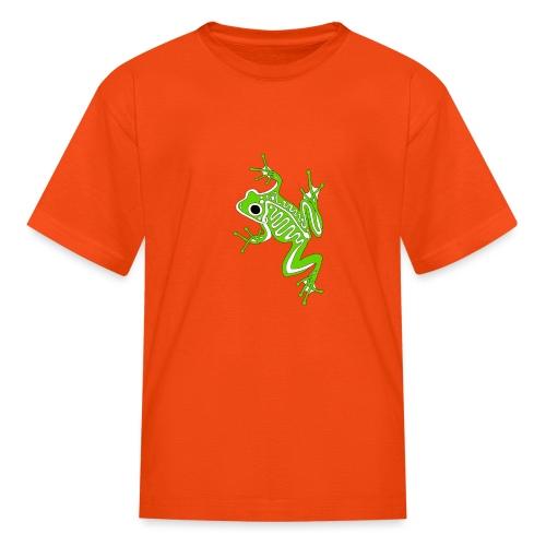 Anglo-Saxon Frog - Kids' T-Shirt