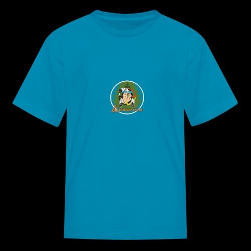 Archigantegou Logo Color - Kids' T-Shirt