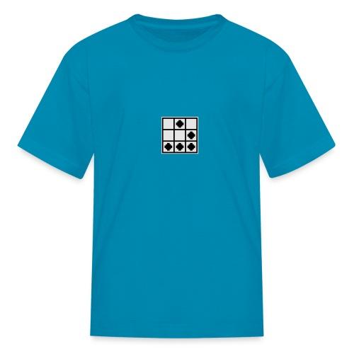 Hacker Emblem - Kids' T-Shirt