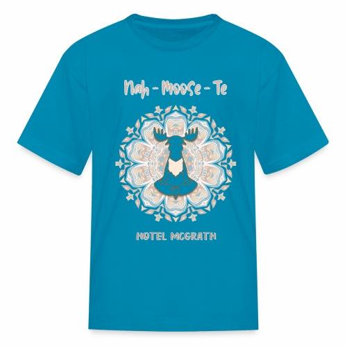 Nah Moose Te Tshirt Design - Kids' T-Shirt