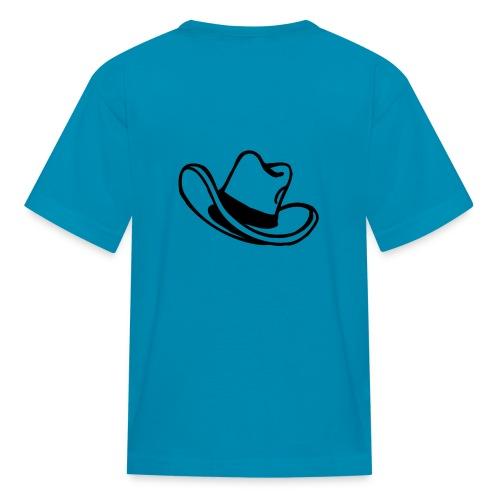Hat - Kids' T-Shirt