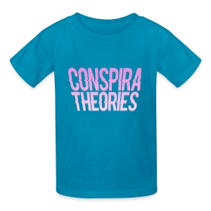 Women's - ConspiraTheories Official T-Shirt - Kids' T-Shirt