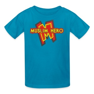 MUSLIM HERO - Kids' T-Shirt