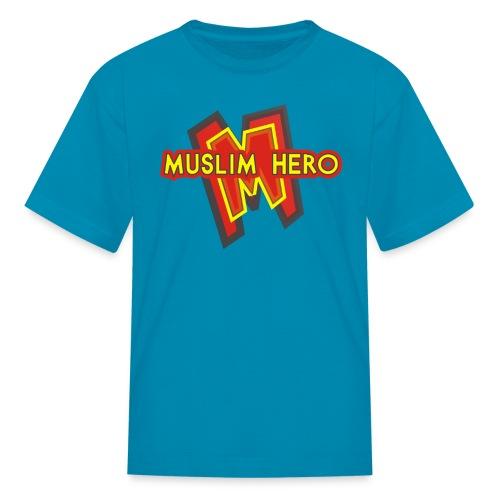 MUSLIM HERO - Kids' T-Shirt