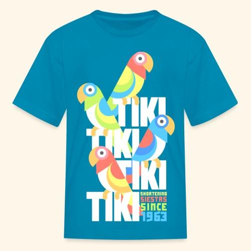 Tiki Room - Kids' T-Shirt