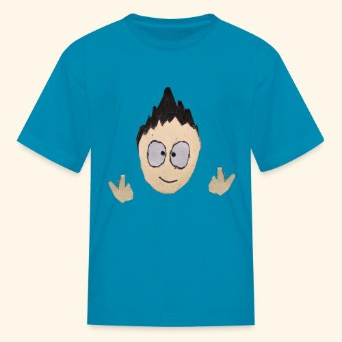 Mark head - Kids' T-Shirt
