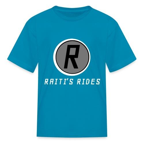 Raiti's Rides - Kids' T-Shirt