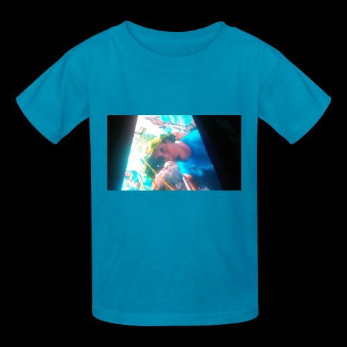 Logan_omarion merch - Kids' T-Shirt