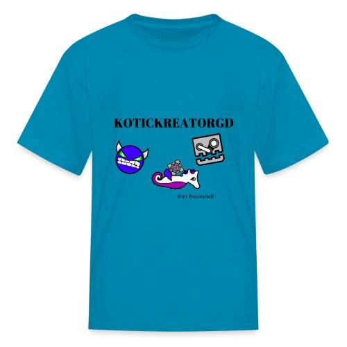 KOTICKREATORGD (Fan Request) Brand - Kids' T-Shirt