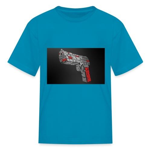 youtube - Kids' T-Shirt