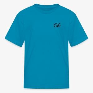 Dan # 16 Signature - Kids' T-Shirt