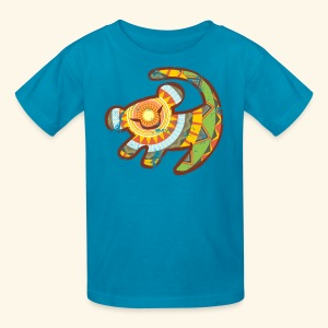 It is time - Kids' T-Shirt