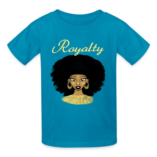 Akyra's Royalty - Kids' T-Shirt