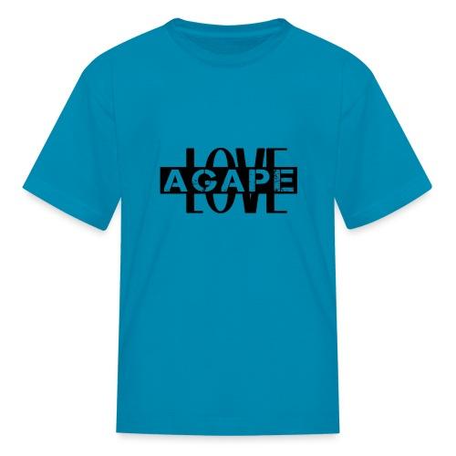 Agape LOVE - Kids' T-Shirt