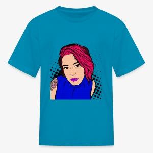 Chatty Caddie - Kids' T-Shirt