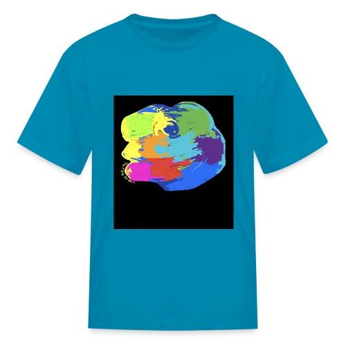 Pepe design 2 livin'it merch - Kids' T-Shirt